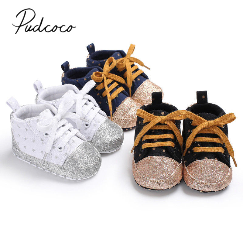 Toddler Baby Boys Girls Sandals Non Slip Soft Soles Pram First Walking Shoes