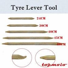 TDPRO 24/30/40/45/60CM Tyre Lever Bars Tire Iron Changing Bar Remover Repair Tool For Motorcycle Pit DirtBike Honda Kawasaki KTM