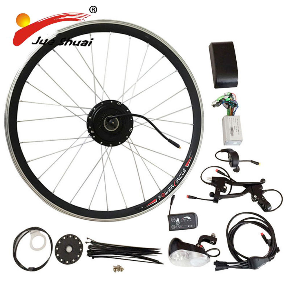 250W/350W/500W Electric Bike/Bicycle Motor Kit Without Battery LED/LCD Display Wheel Motor For Bike 3000w Hub Motor 26 250w 36v electric bicycle front motor electric wheel hub motor electric motor for bicycle