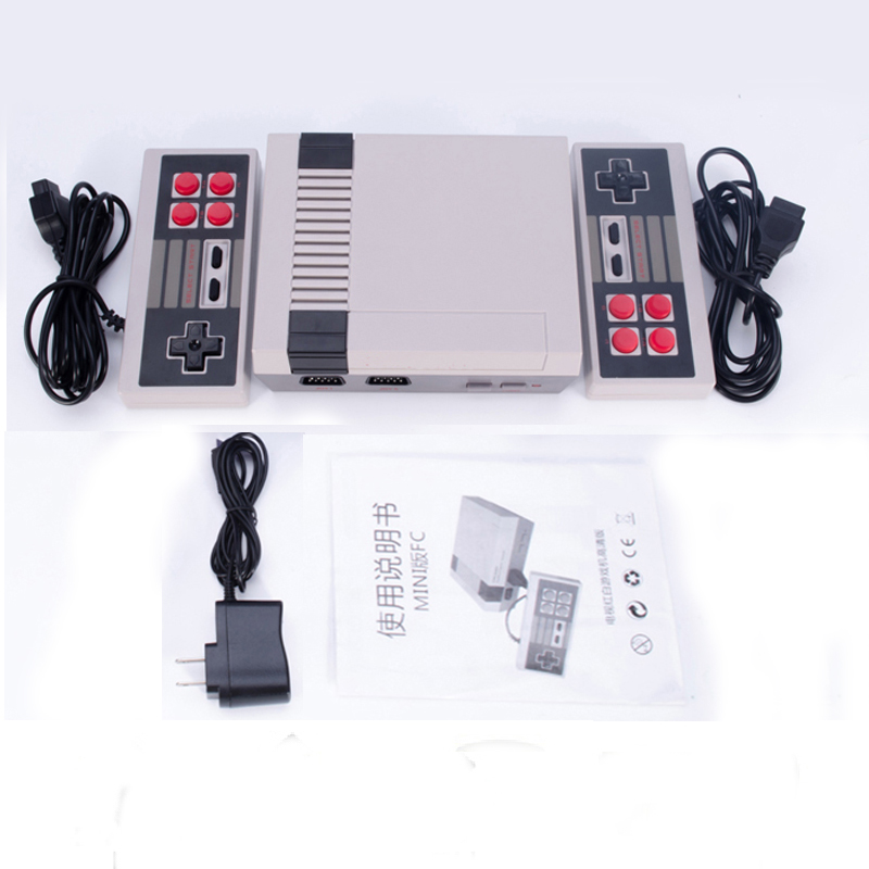 Mini Video Game Console 8 Bit Retro Video Game Console Built-In 500/600 Games Handheld Gaming Player Best Gift