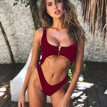 1ad35ea9bc4 One Pieces Item Type, Sport Type Swim with Material Polter,Spandex and  Gender Women also Fit Fits true to size, take your normal size + Solid  Pattern Type,