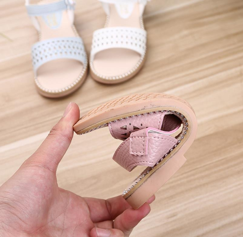 2018 new summer baby girl childrens shoes sandals baby casual sandals boys and girls sandals childrens orthopedic shoes