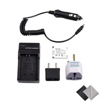 NB 11L Battery Charger Kit For Canon NB 11L And Canon PowerShot A2300 IS A2400 IS