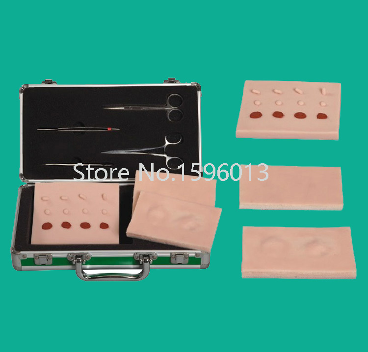 Advanced Minor Operation Kit, sebaceous gland resection/ lipoma resection/ common skin diseases management ModuleAdvanced Minor Operation Kit, sebaceous gland resection/ lipoma resection/ common skin diseases management Module