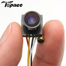 High Quality 600TVL 1/4 1.8mm CMOS FPV 170 Degree Wide Angle Lens Camera PAL NTSC 3.7-5V FPV Mini Camera For RC Drone FPV Racer(China)