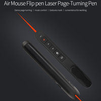 [Avatto] rf 2.4 جرام باوربوينت مقدم اللاسلكي مع وظيفة الماوس الهواء تحكم ppt بعيد الفرس عرض مؤشر الليزر القلم