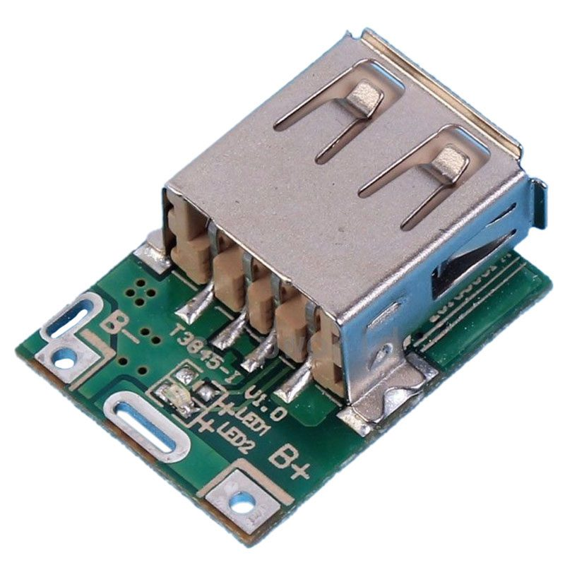 Step Up Module 5 V voltage regulators Lithium Battery Charging Protection Board
