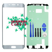 1Pcs For Samsung Galaxy S6 Edge Edge Plus G928F G928 Front Glass Touch Screen Outer Panel