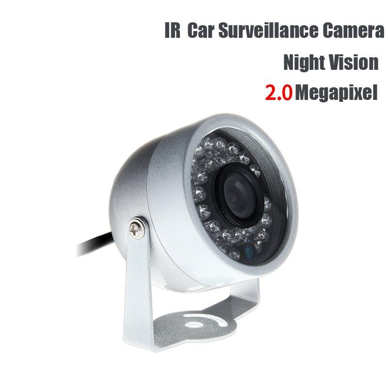 купить Free Shipping AHD 2.0MP Mini 1/3 CCD Sony Camera IR Night Vision Indoor Waterproof for Vehicle Car Truck School Bus Vans DVR недорого