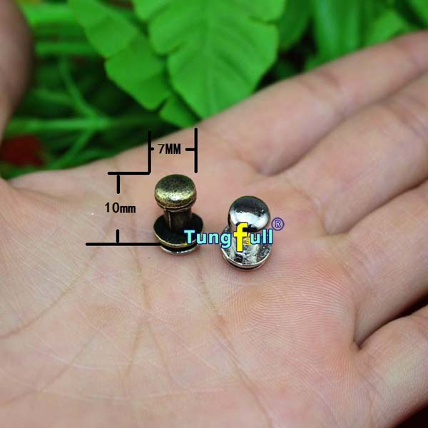 Специальное Предложение с ограниченной 7*10 мм Античная Ручка Ногтей Главный Монах Соску Небольшой Шкатулке Цинковый Сплав одно Отверстие