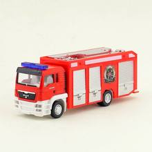 RMZ City/Diecast Toy Car Model/1:64 Scale/MAN Fire Engine Truck Tractor/Vehicle Educational Collection/Gift For Children(China)