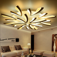 LED Nordic Dimmable Acrylic Alloy LED Lamp.LED Light.Ceiling Lights.LED Ceiling Light.Ceiling Lamp For Bedroom Dinning Room