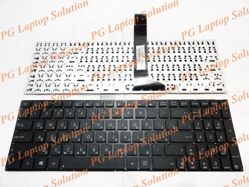 Russian Keyboard for Asus X550 X550C X550CA X550CC X550CL X550VB X550VL X550VC X550V X1007CC RU black