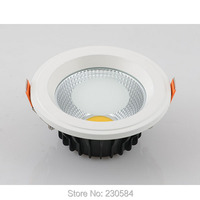 round delicate appearance 12w round build-in LED ceiling downlights