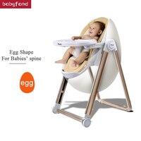 Чехол для детского стула, складной портативный бионический обеденный стул, обеденный стол и стул