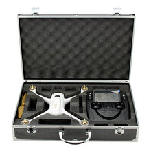 Hubsan H501S X4 Camera Drone Backpack Use Realacc Aluminum Suitcase Carrying Box Case Hubsan H501S X4 RC Quadcopter(China)