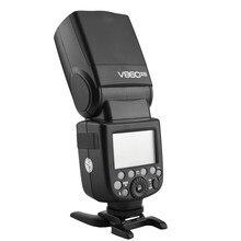 Godox V860II-N V860N II I-TTL HSS 2.4G Build-In Transceiver Li-ion Battery Flash for Nikon Camera