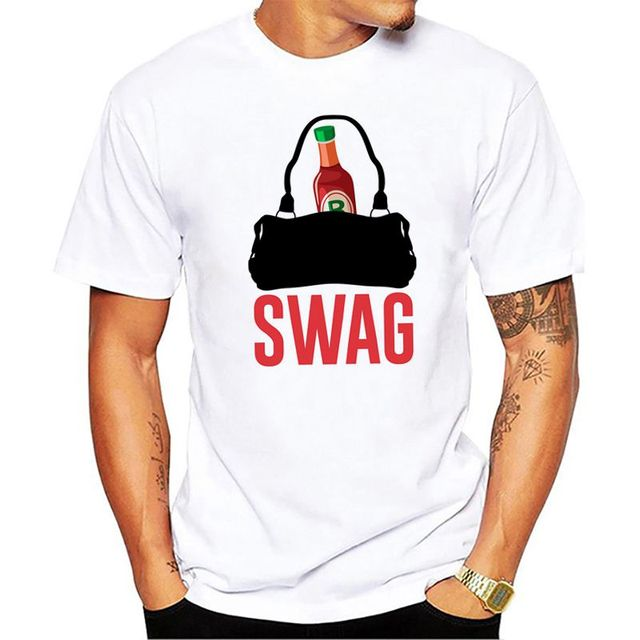 I GOT HOT SAUCE IN MY BAG SWAG t-shirt