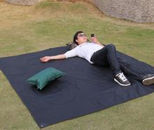 Mat Picnic cloth 4-6 people wear outdoor camping tents to increase mat Oxford waterproof picnic 51817