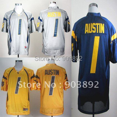 Online Shop Ncaa West Virginia Mountaineers 1 Tavon Austin college football  jerseys mix Youth ... ed7fe174d