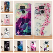 Capa para bq aquaris v plus capa macia tpu coque para bq aquaris v plus 5.5 capa de silicone para bq aquaris vs mais funda(China)