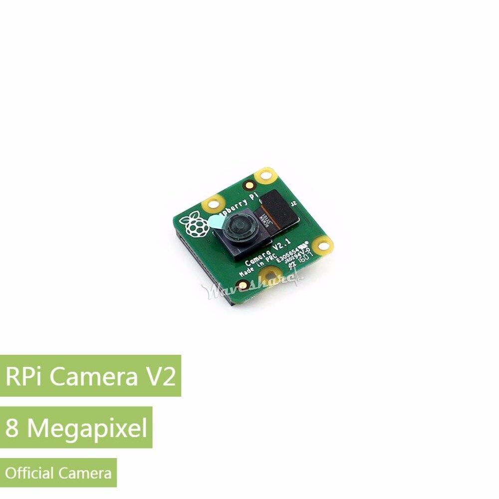 Parts Original Raspebrry Pi Camera V2 Module 8-Megapixel IMX219 Sensor Official Camera from Raspberry Pi Supports all Pis original parts