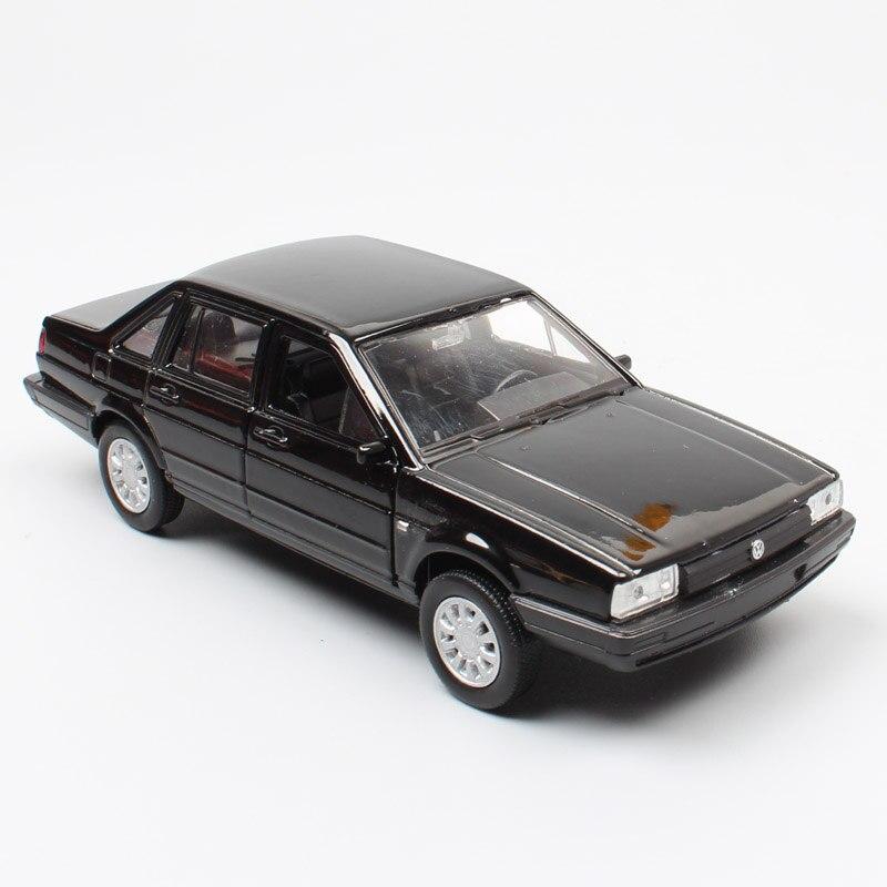 1:36 voitures à l'échelle petite Welly Santana B2 Quantum Corsar Carat Diecasts véhicules modèles voiture miniature retirer jouets pour enfants
