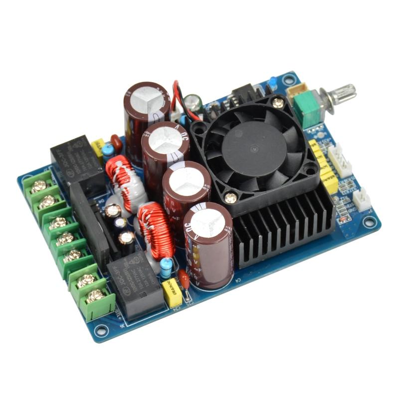 ФОТО TDA8954 Class D 210W+210W High Power Digital Power Audio Amplifier Board Dual Channel