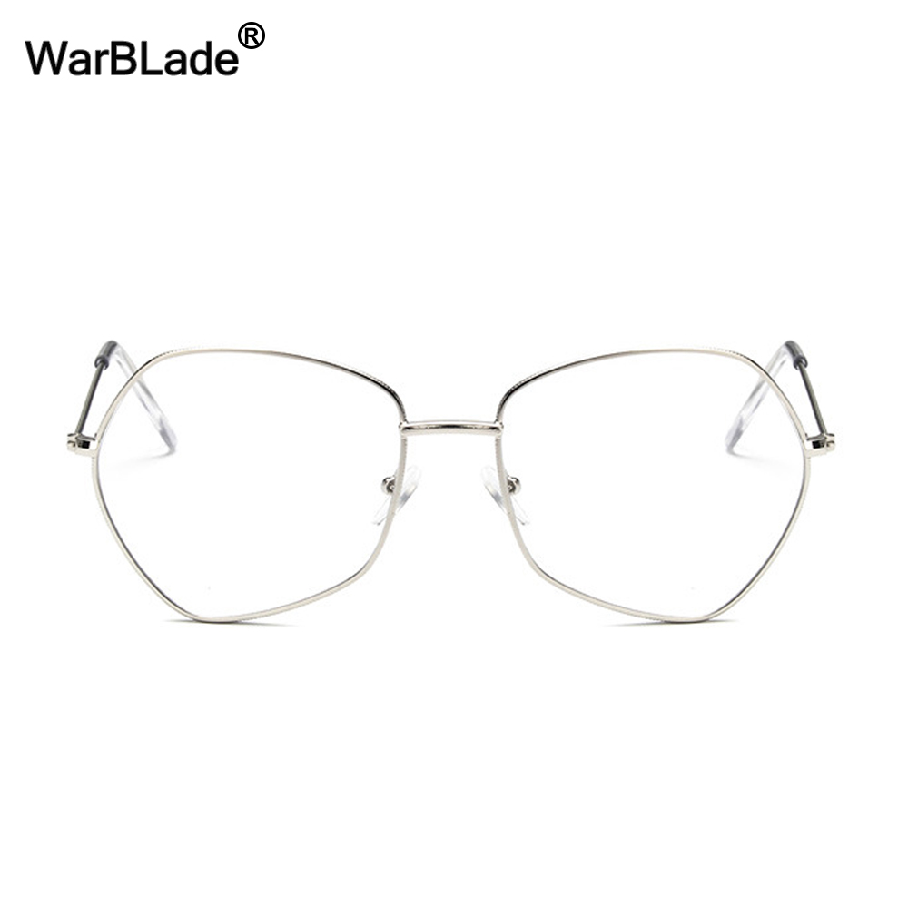 07ea2dbf39 Fashion Black Glasses Frame Women Men Square light Optical transparent  Clear Glasses Spectacles Eyeglass Nerd Glasses WarBLade-in Eyewear Frames  from ...
