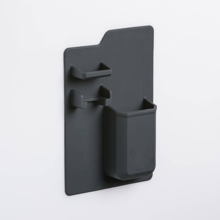 Silikonsko držalo za zobne ščetke za organizatorje toaletne opreme - Gospodinjski izdelki