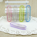 3 Pcs High Quality Cosmetic Contact Lens Inserter Remover Soft Tip Eyes Care Kit Holder Container Tweezer Case Contacts Tool