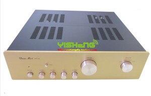 Image 3 - SP 22 amplificateur châssis/préamplificateur châssis panneaux en aluminium/amplificateur boîtier boîtier/ampli boîtier PSU bricolage