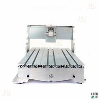 No Customs Fees 3040 Ball Screw Cnc Router Frame Kit With Optical Axis And Bearings Milling