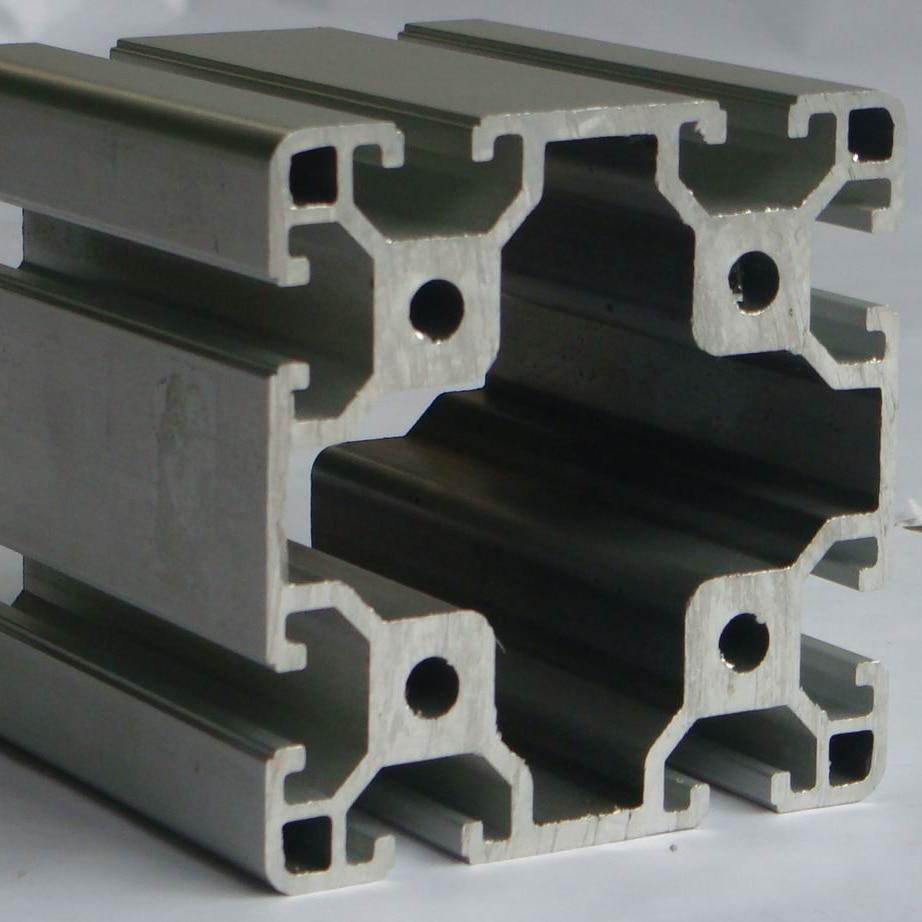Купить с кэшбэком 8080 Aluminum Profile For CNC Router Aluminium Frame Extrusion Profile Free Cutting Device Equipment Construction CNC