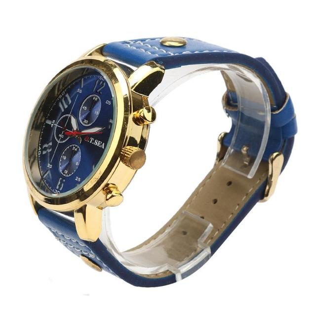 Real Fashion and Luxury Wrist Watch for Men