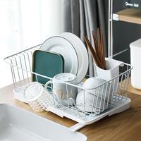 Yfashion новая кухонная миска стойка дренажная стойка посуда палочки для еды и полки