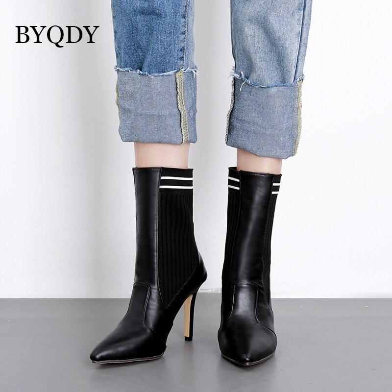 Fheaven Ankle Boots for Women Low Heel,Womens Low-Heel Zip-Up Patchwork Ankle Booties Boots