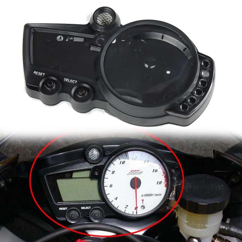 JFG RACING Speedometer Tachometer Odometer Cover For Yamaha YZF R1 2009-2014
