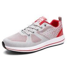 Más el Tamaño 39-48 de Los Hombres Encienden Los Zapatos Para Correr Para Hombres Transpirable Adultos Original marca Free Run Zapatillas Deportivas Al Aire Libre zapatos Negro