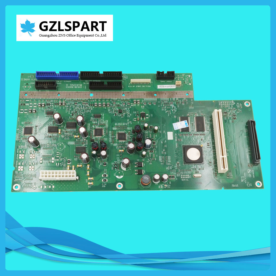 FORMATTER PCA ASSY Formatter Board logic Main Board MainBoard mother board for HP T770 T1200 770 1200 CH538-80003 CH538-67009