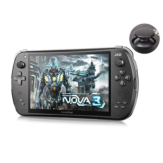 JXD S7800B Android 4 4 4 Gamepad 7 Quad Core Game Console Pad 3 Tablet font