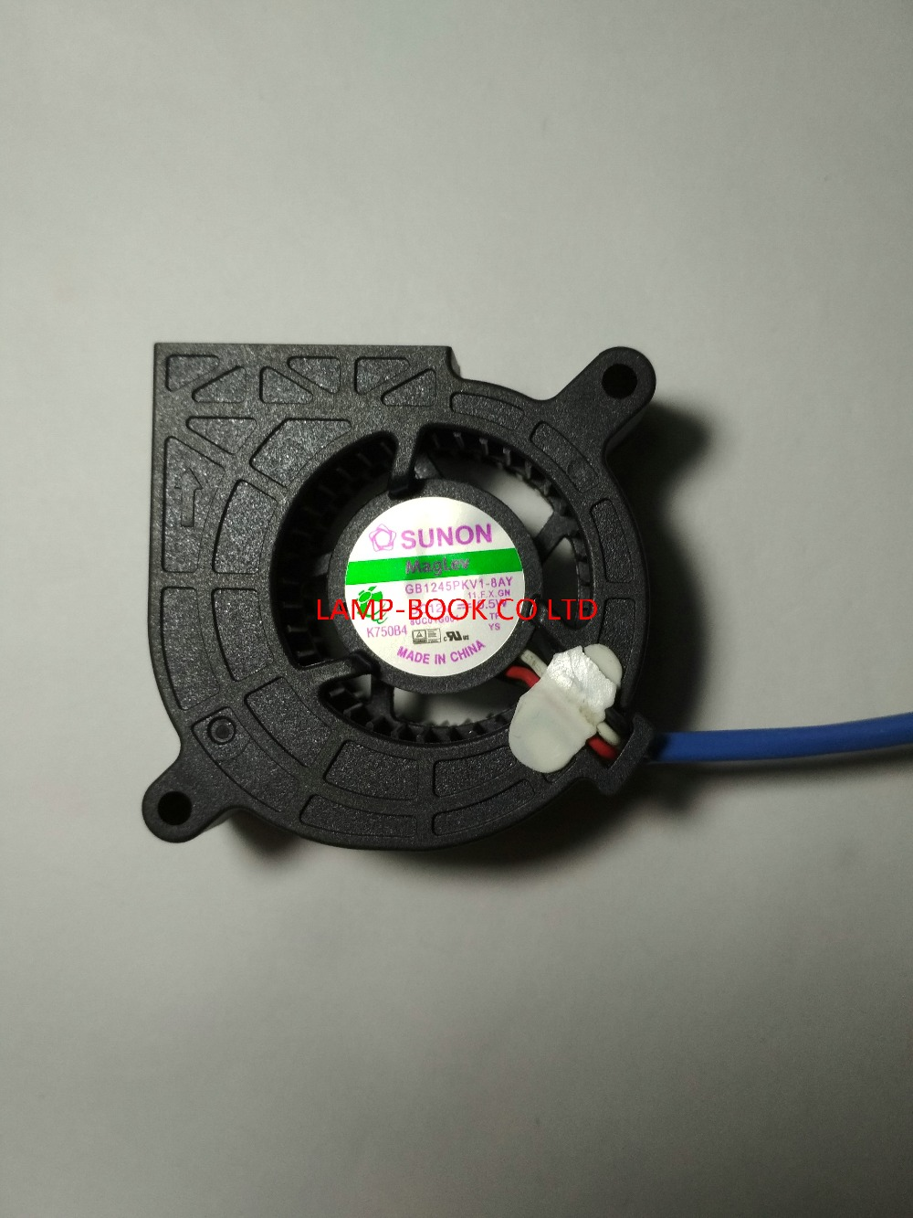 1PC Neu SUNON GB1245PKV1-8AY 12V 0.5W