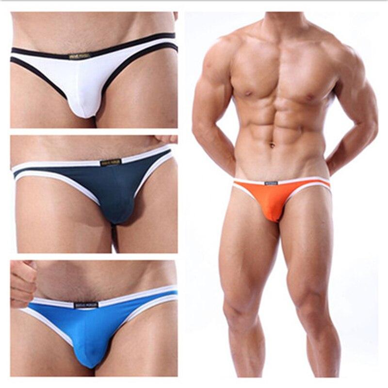 YCDYZ 2018 Sexy Thong Men Swimwear Underwear Swimming