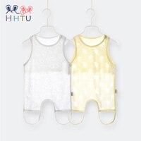 HHTU Protecting The Belly Bib Newborn All Season Baby Girls Boys Cotton Summer Protect Belly Wai