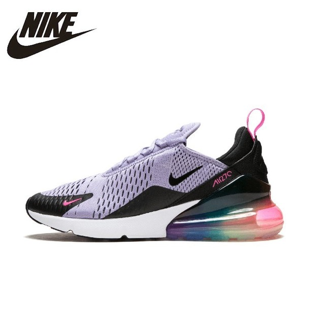 5948acae2022e4 NIKE AIR MAX 270 BETURE Original Womens Running Shoes Super Light Stability  Support Sports Sneakers For Women Shoes AR0344-500