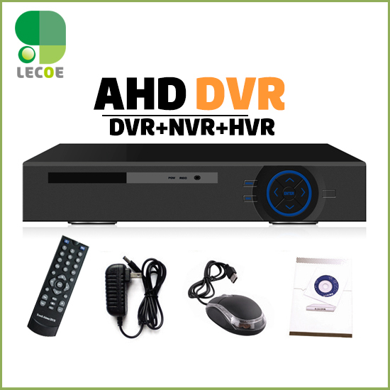 ФОТО Super 8CH AHD DVR AHD-N HD 1080P Video Recorder H.264 CCTV Camera Onvif Network 8 Channel IP NVR Multilanguage With Alarm