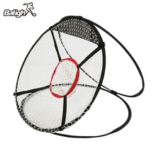 Balight Portable Golf Chipping Net Golf Training Chipping Net Hitting Aid Golf Practice Net Cage Indoor Outdoor Bag(China)