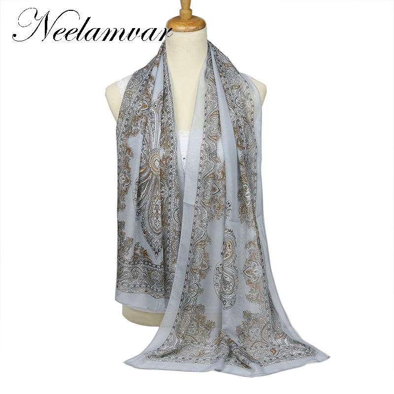 2019 hot Cashew long soft scarfs   wrap   shawl for elegant women han edition   scarf     scarves   shawls free shipping