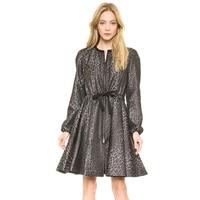 Casual Rits Luipaard Jas Vrouwen Lange Geul Overjas Lange Cloaks Casaco Gothic Mode Lente Europese Jassen Voor Vrouwen 70B0477