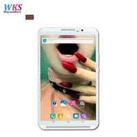 2018 новейший 8 дюймов планшетный ПК Android 7,0 Восьмиядерный 4G B + 6 4G B Dual SIM карта wifi Bluetooth gps 4G вызов смартпэд телефон MT6737